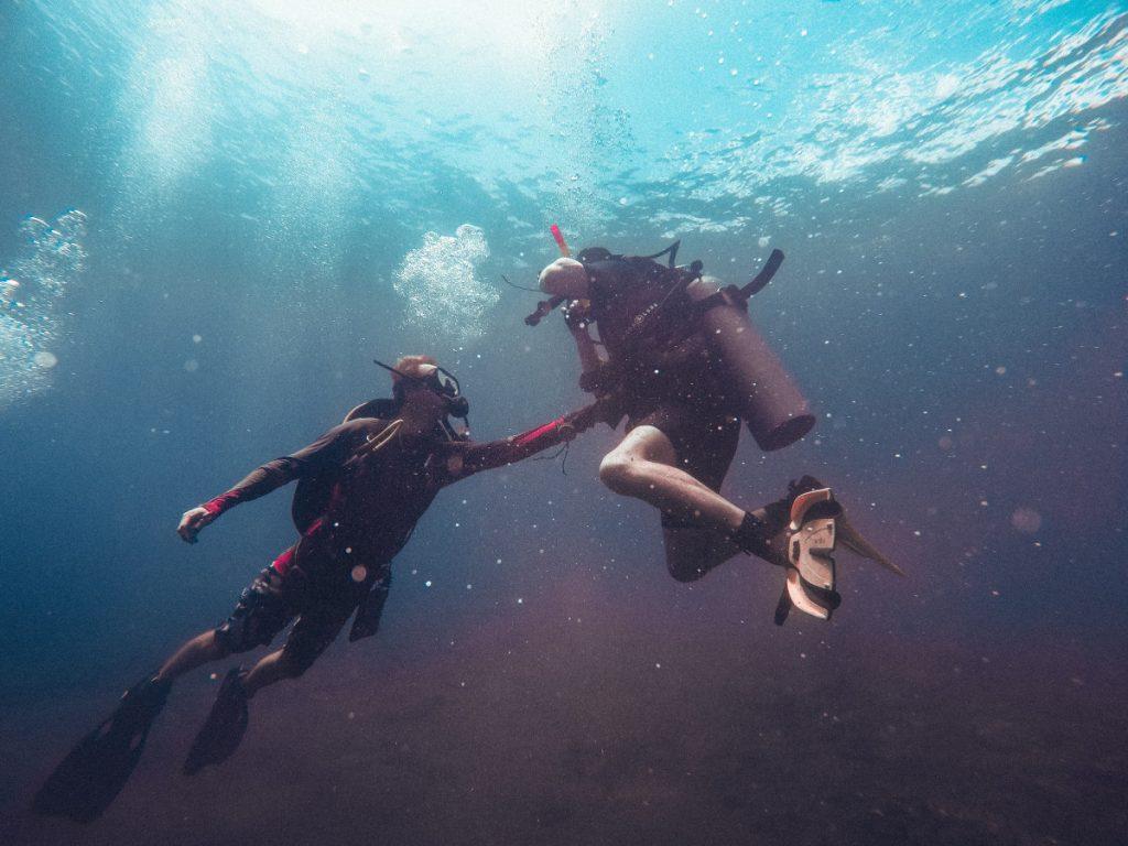 Plongée bali : passer son PADI pour devenir plongeur
