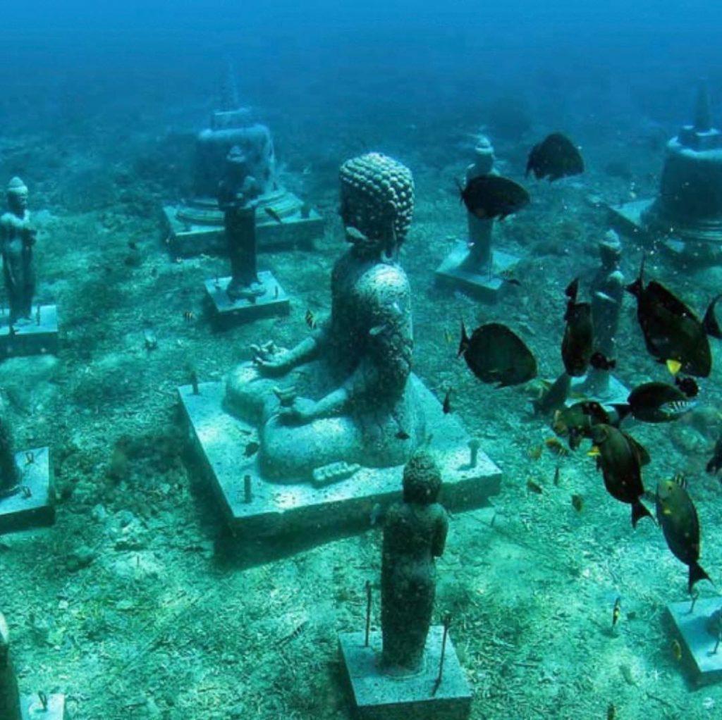 Plongée Nusa Penida: temple sous-marin mythiquement serein
